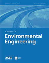Journal Of Environmental Engineering Asce Library