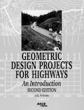 Book Cover: Geometric Design Projects for Highways