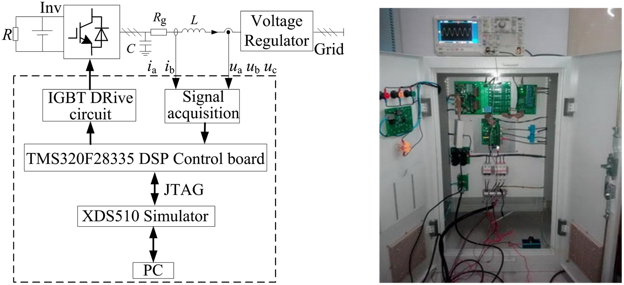 6912 wiring diagram for pc multiobjective coordinated control strategy for grid connected  multiobjective coordinated control