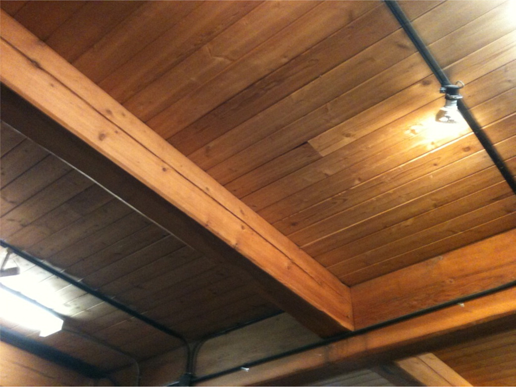 Behavior Of Plank Tongue And Groove Wood Decking Under Uniformly