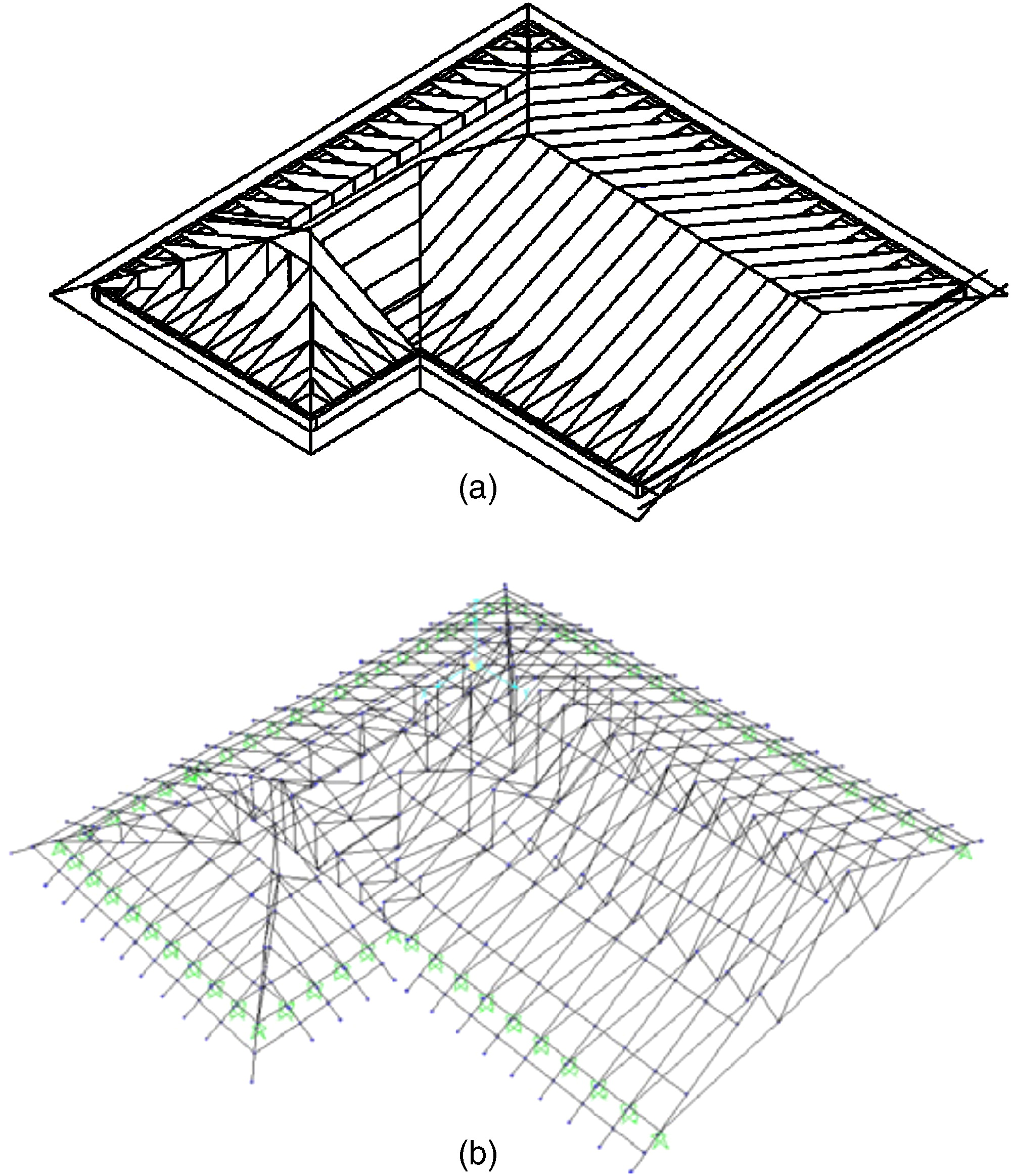 Practical Approach To Designing Wood Roof Truss Assemblies Practice Periodical On Structural Design And Construction Vol 13 No 3