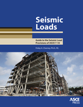 book cover: Seismic Loads : Guide to the Seismic Load Provisions of ASCE 7-10