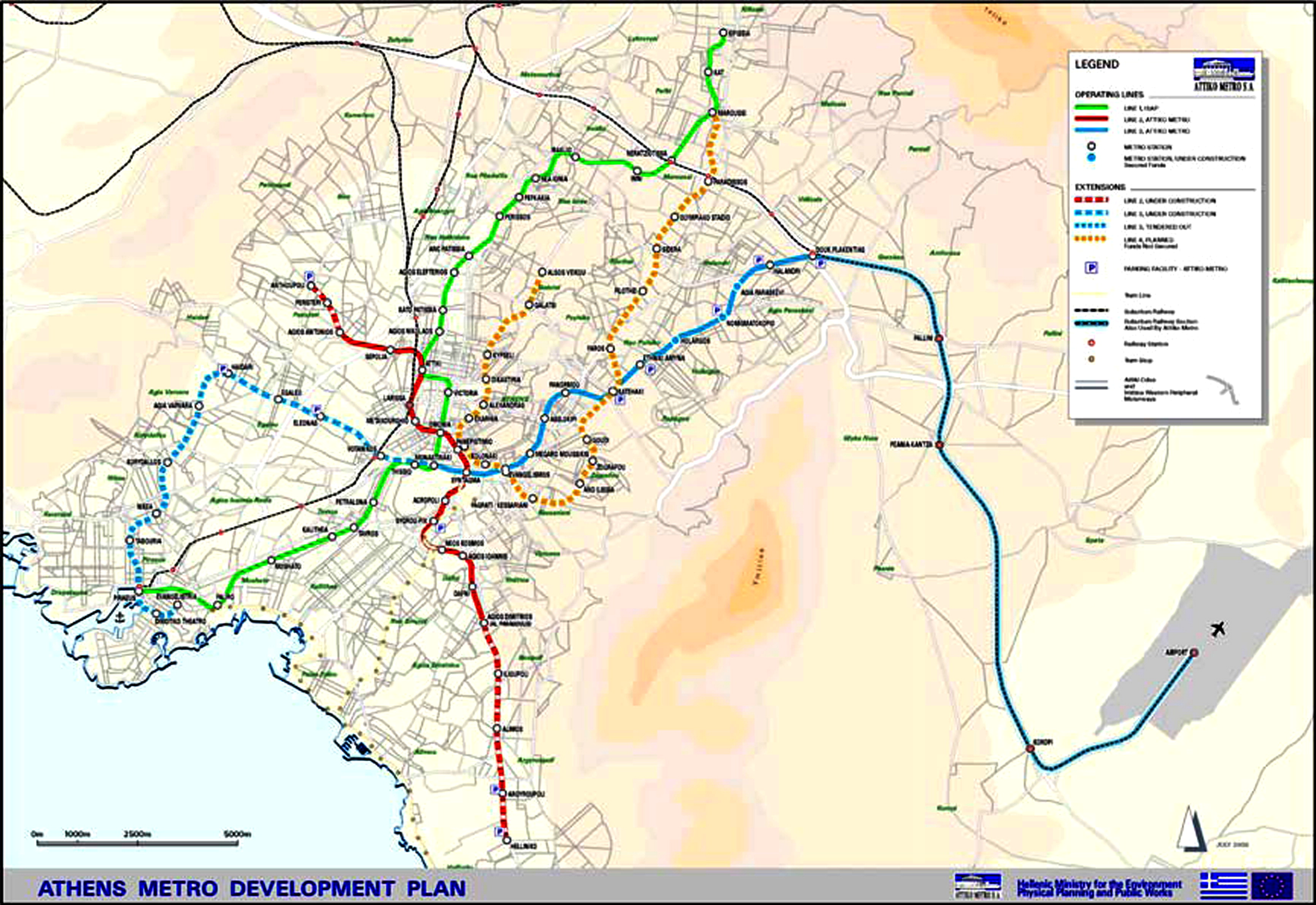 New Metro System As A Catalyst For Successful Planning