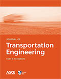 Journal of Transportation Engineering Part B: Pavements