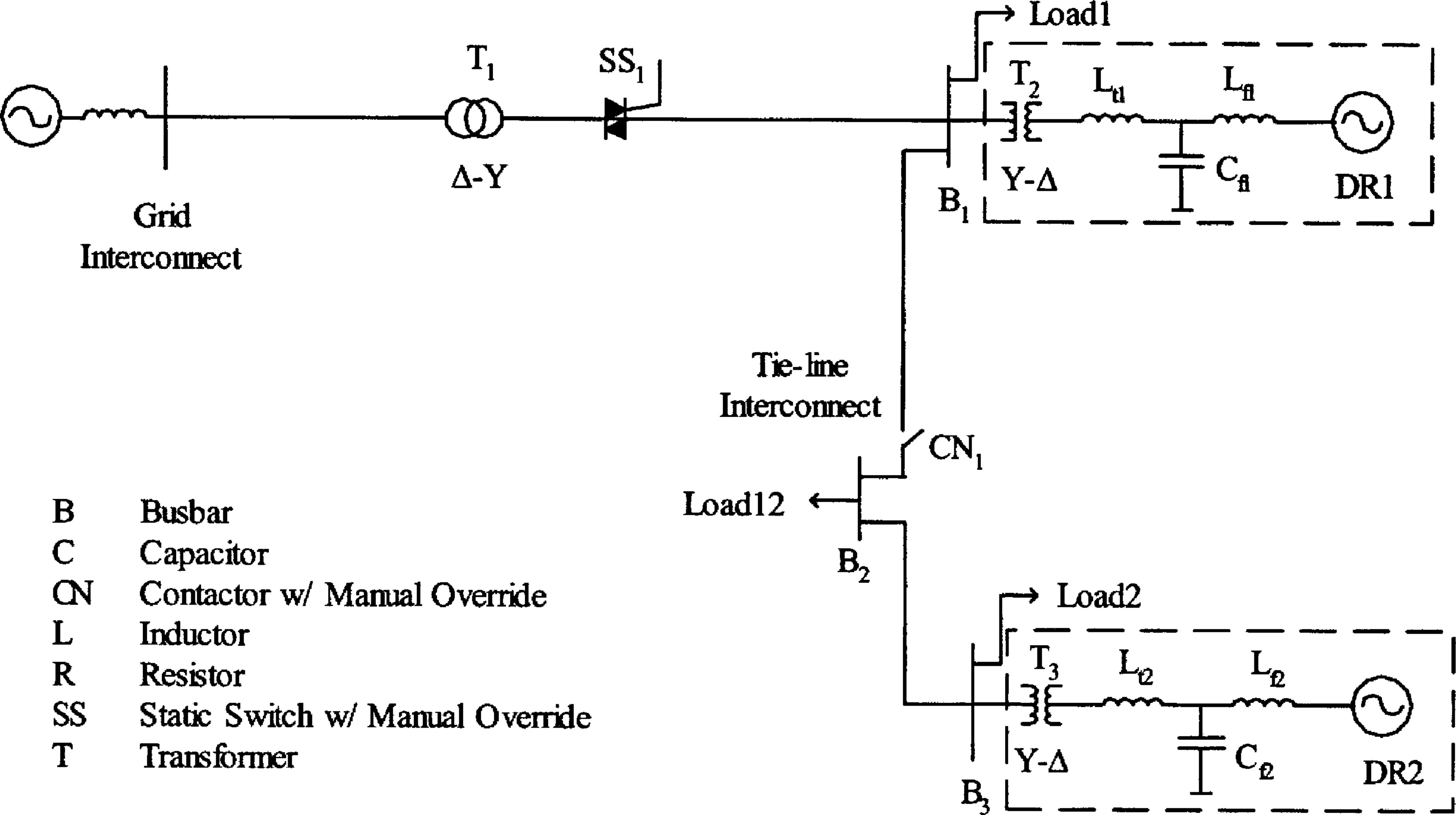 Localized Aggregation Of Diverse Energy Sources For Rural Kirby On Off Switch Wiring Diagram Central Electrification Using Microgrids Journal Engineering Vol 133 No 3