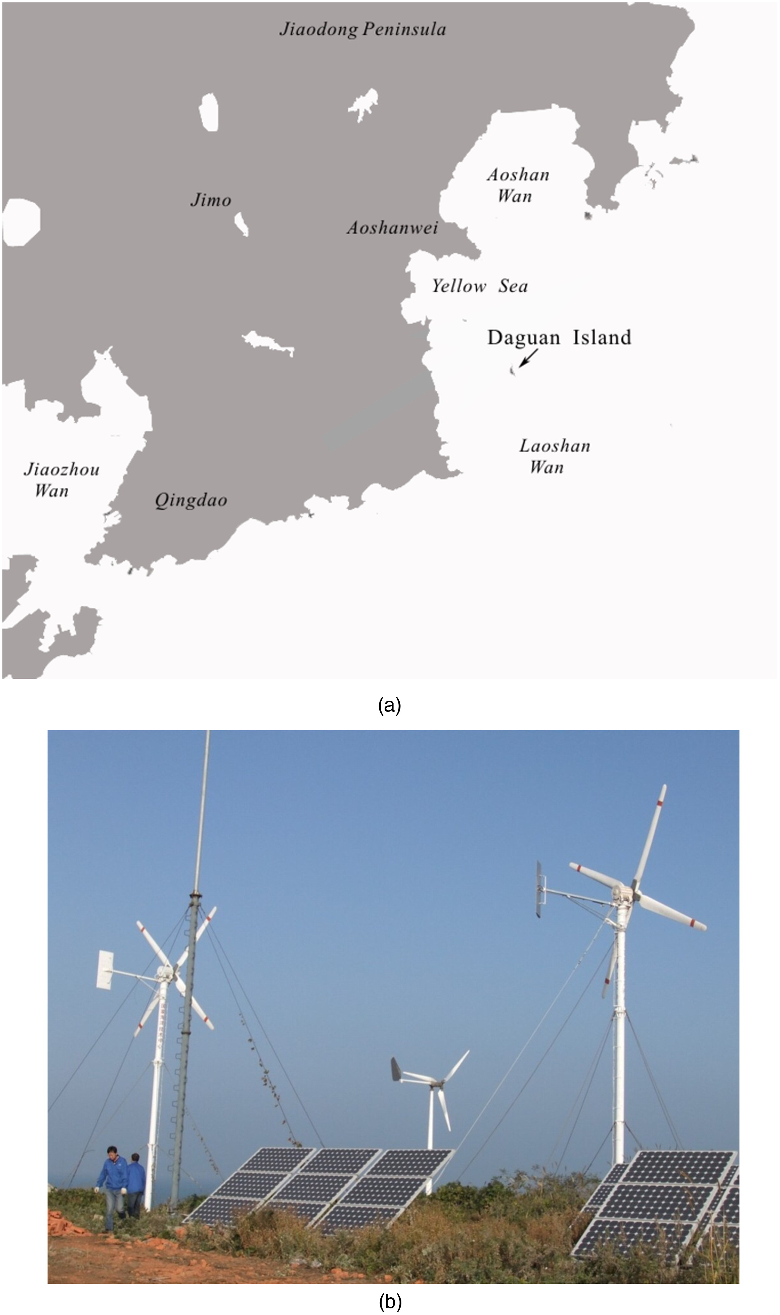 Development and Performance Analysis of a Small Island Wind