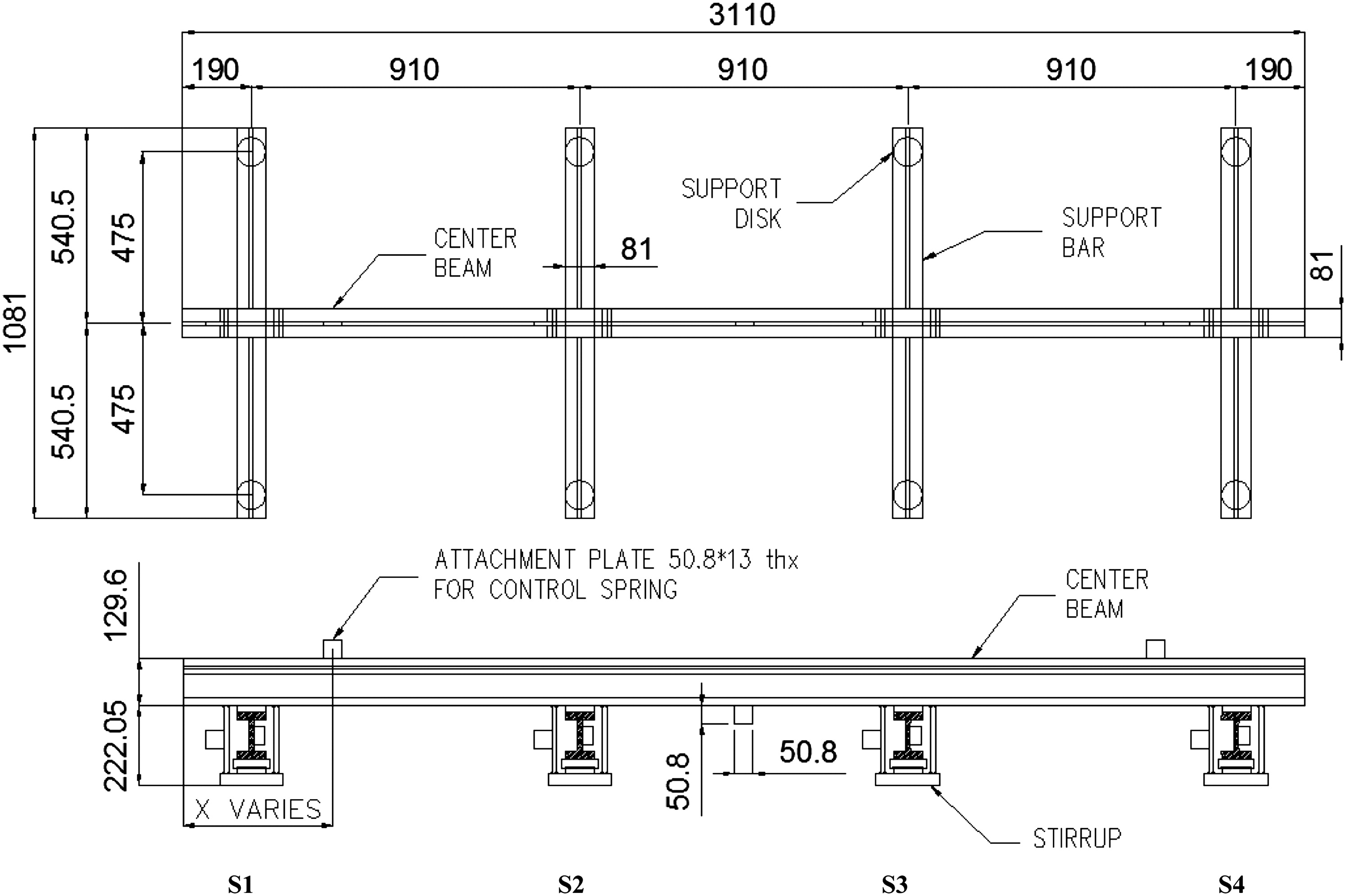 fatigue testing and performance of welded single support bar modular  fatigue testing and performance of welded single support bar modular bridge joints journal of bridge engineering vol 20, no 5