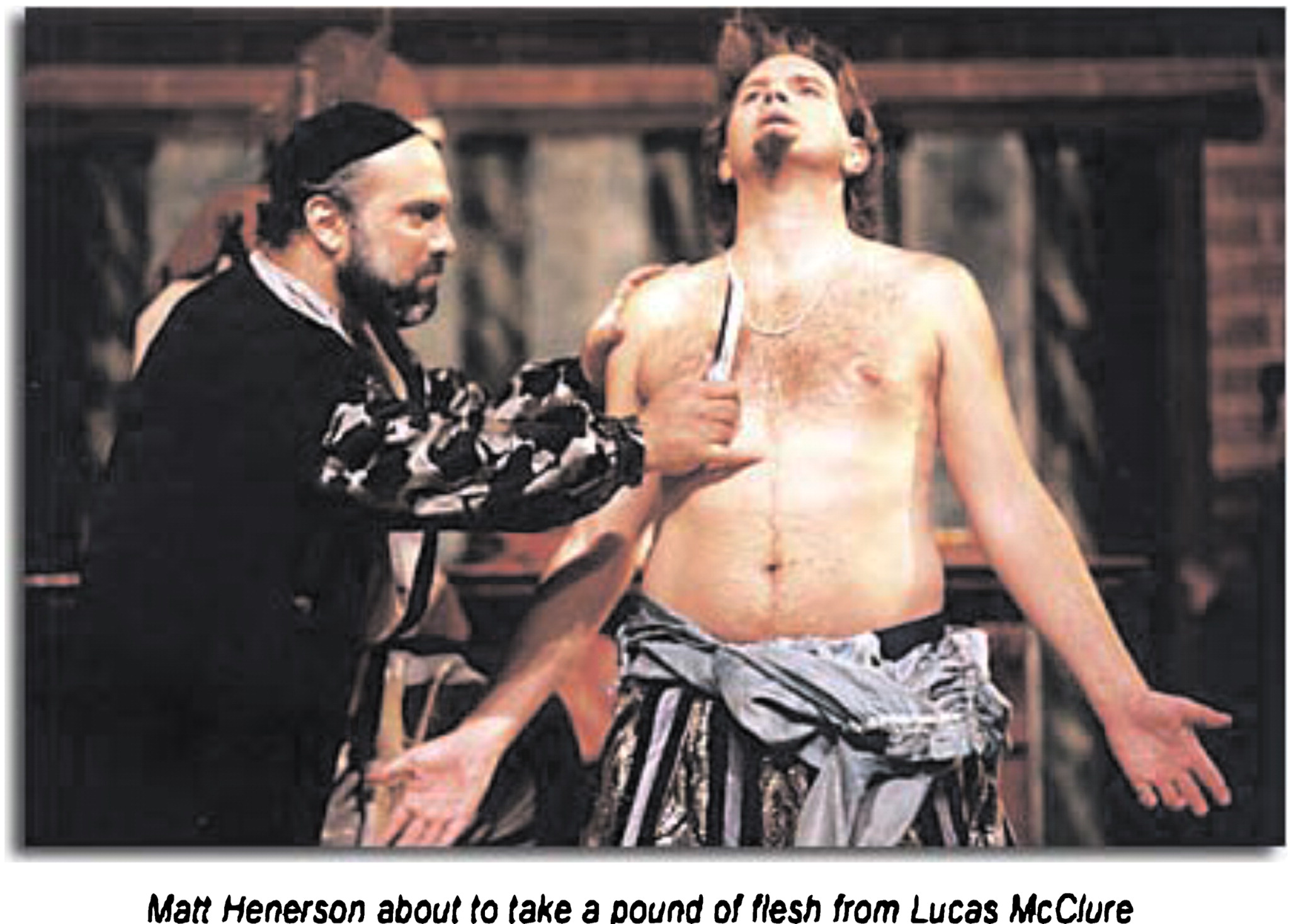 10 things shylock hates about antonio