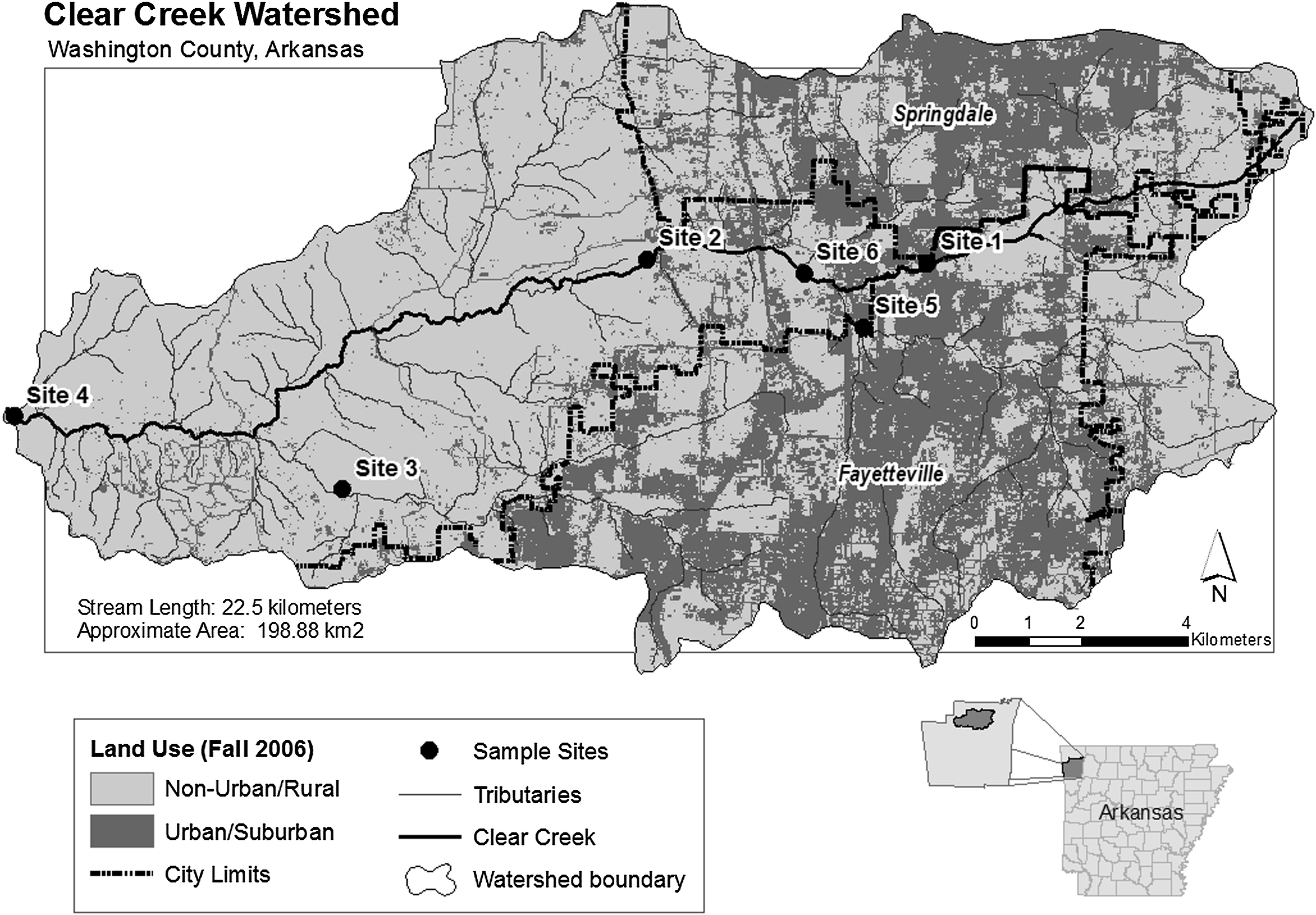 Willingness to Pay for Riparian Zones in an Ozark Watershed