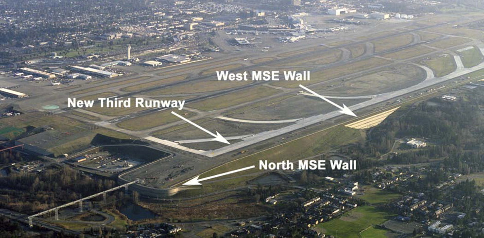 Mse Wall Design design and performance of a 46-m-high mse wall | journal of