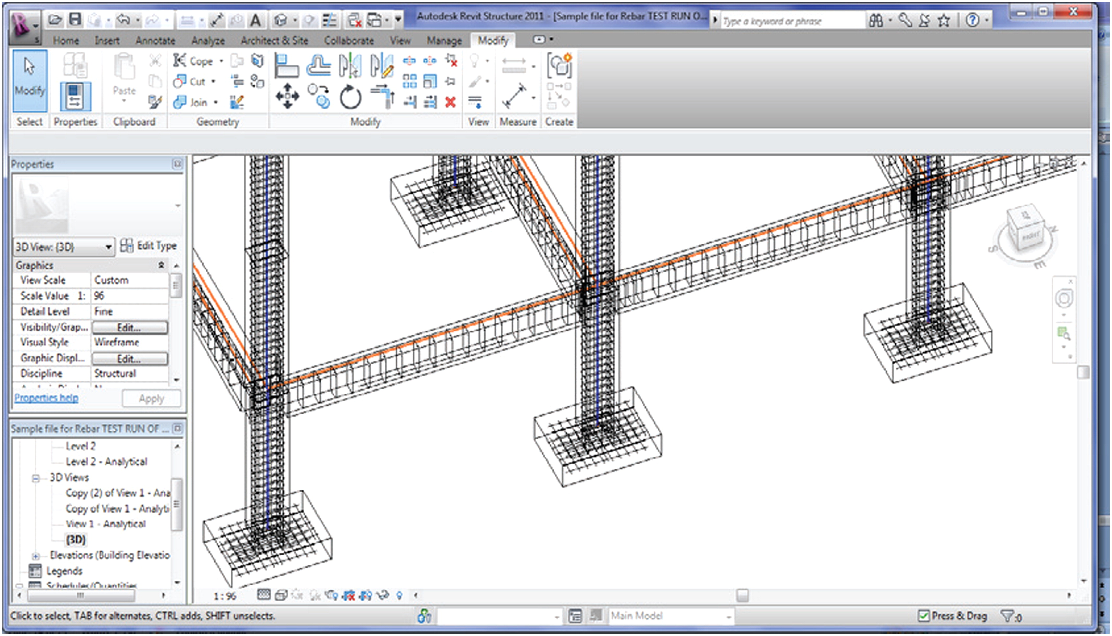 Building Information Modeling–Based Analysis to Minimize