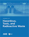 Journal of Hazardous Toxic and Radioactive Waste