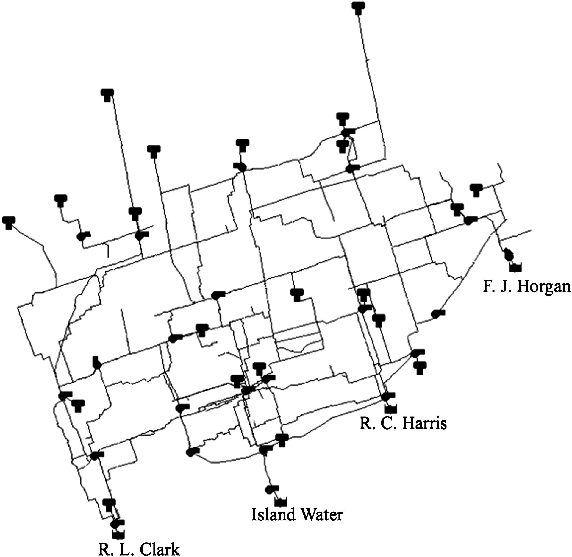 energy metrics for water distribution system assessment case study Water Cycle Visual energy metrics for water distribution system assessment case study of the toronto network journal of water resources planning and management vol 141