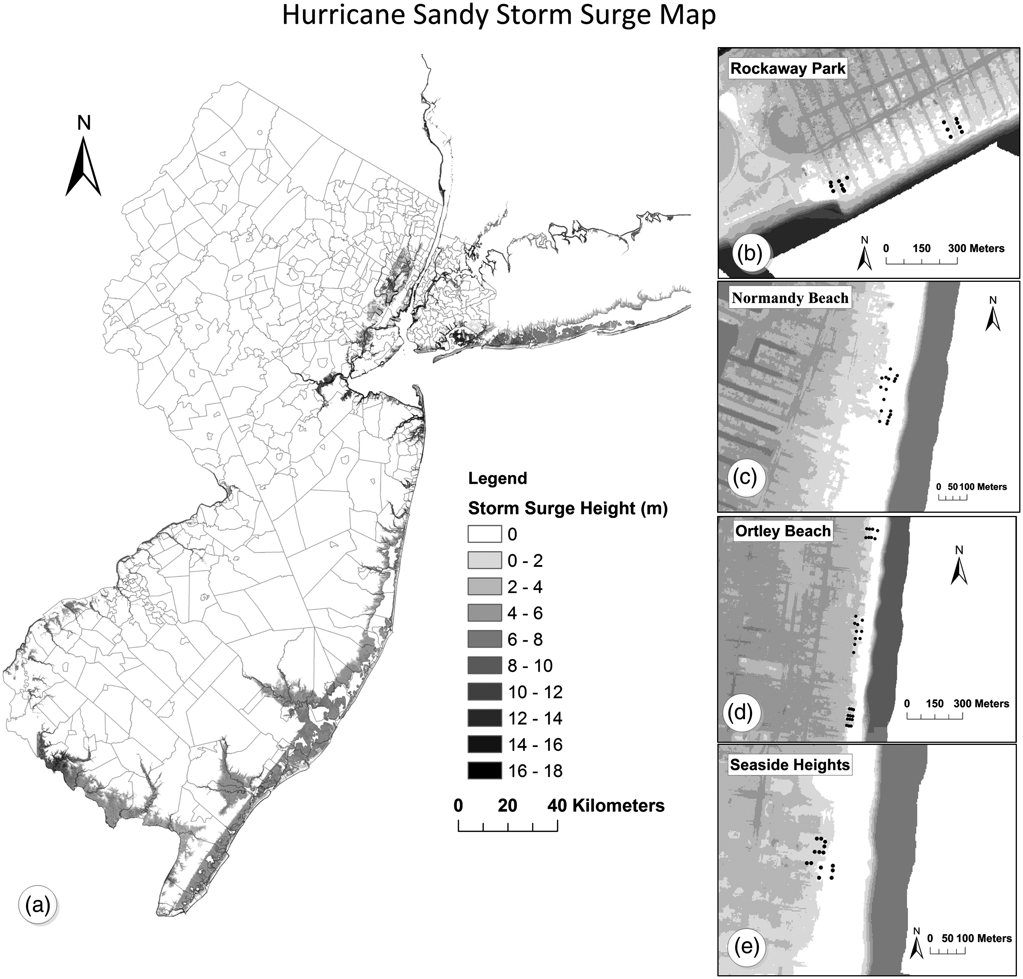Analysis of Dominant Factors Associated with Hurricane Damages to ...