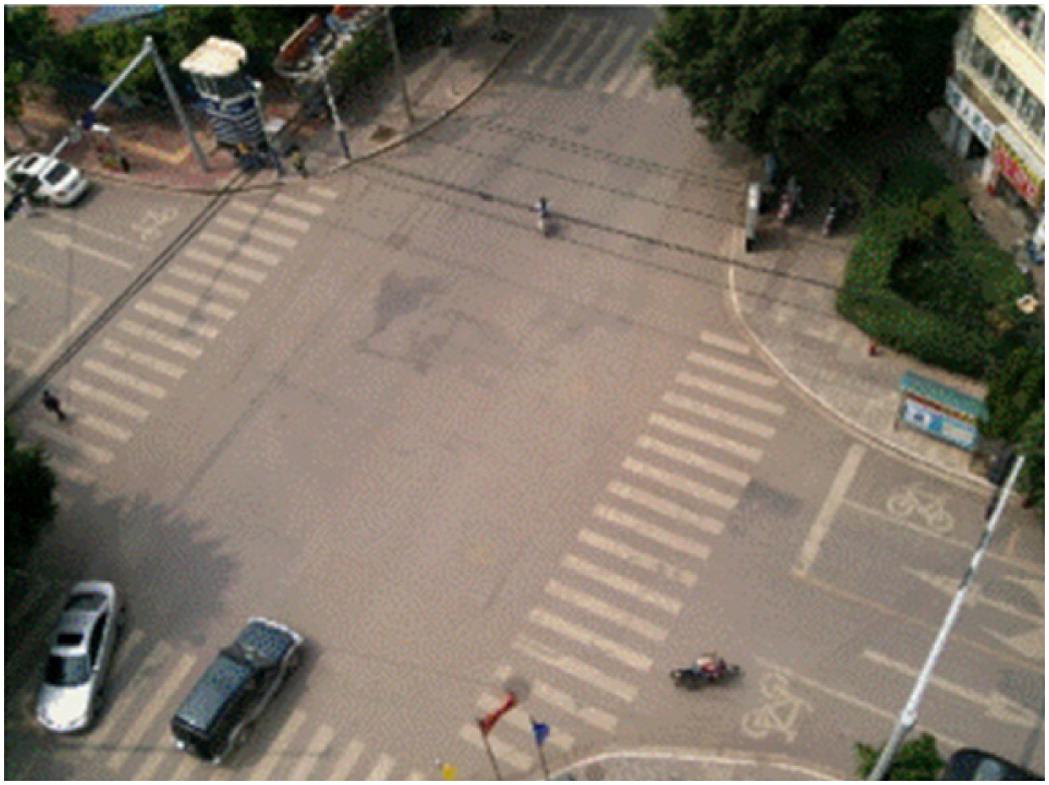Uncontrolled Intersection