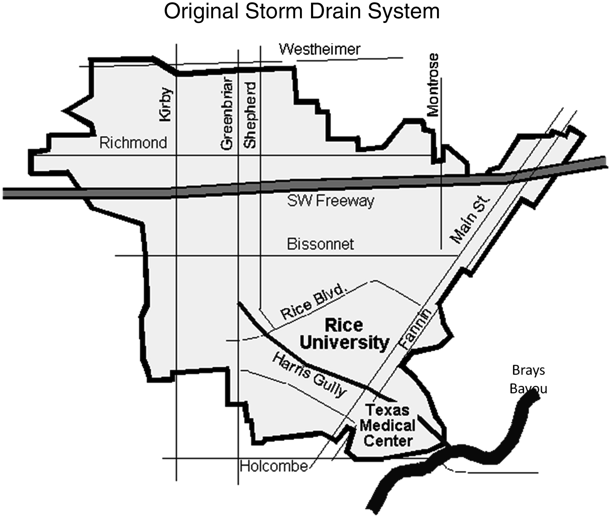 Case Study of Flood Mitigation and Hazard Management at the Texas ...