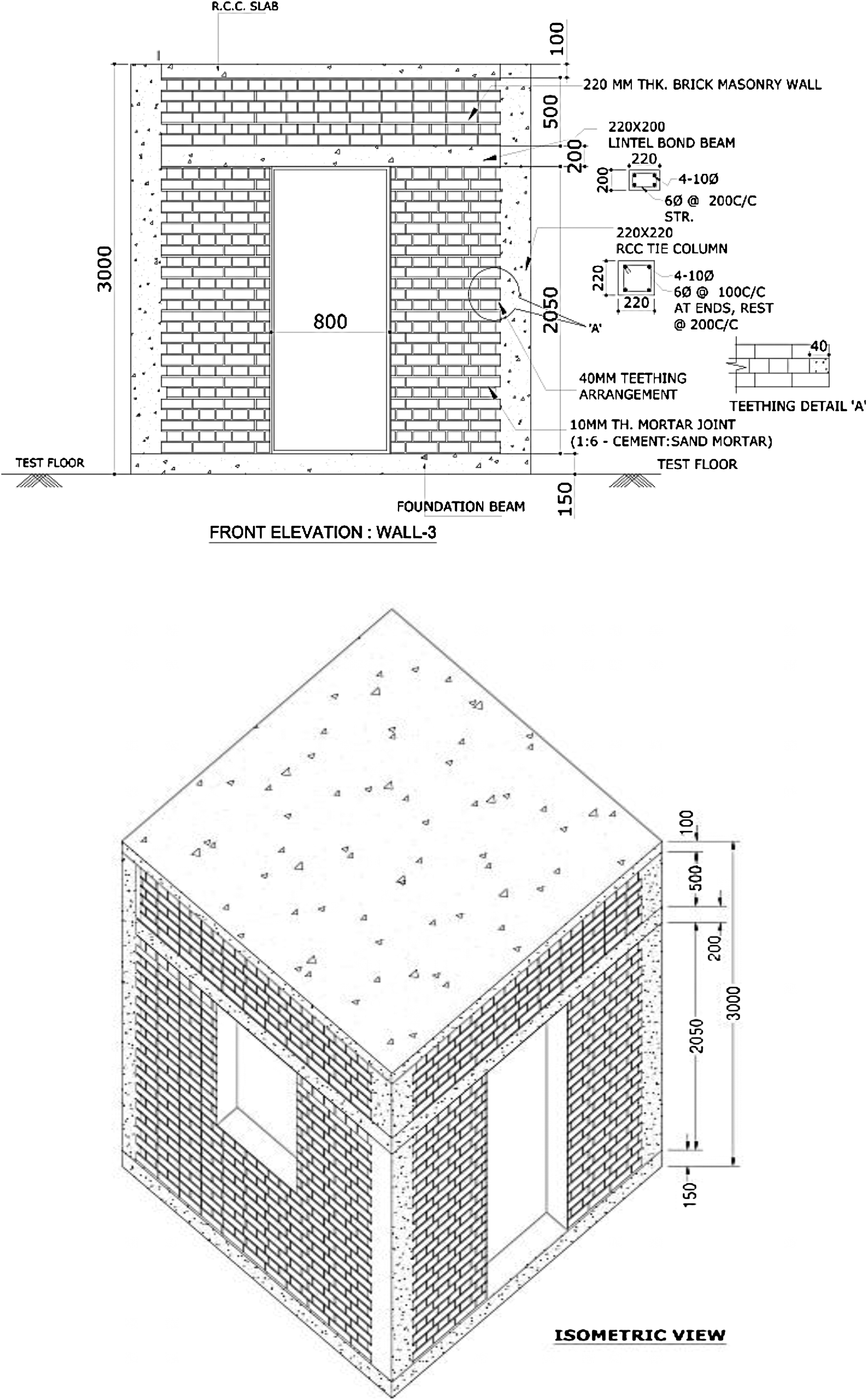 Seismic Performance of Different Masonry Buildings: Full-Scale