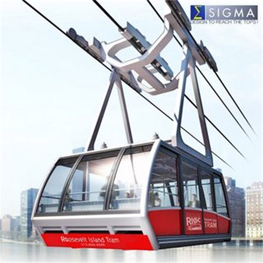 Aerial Ropeway Transportation Systems in the Urban Environment ...