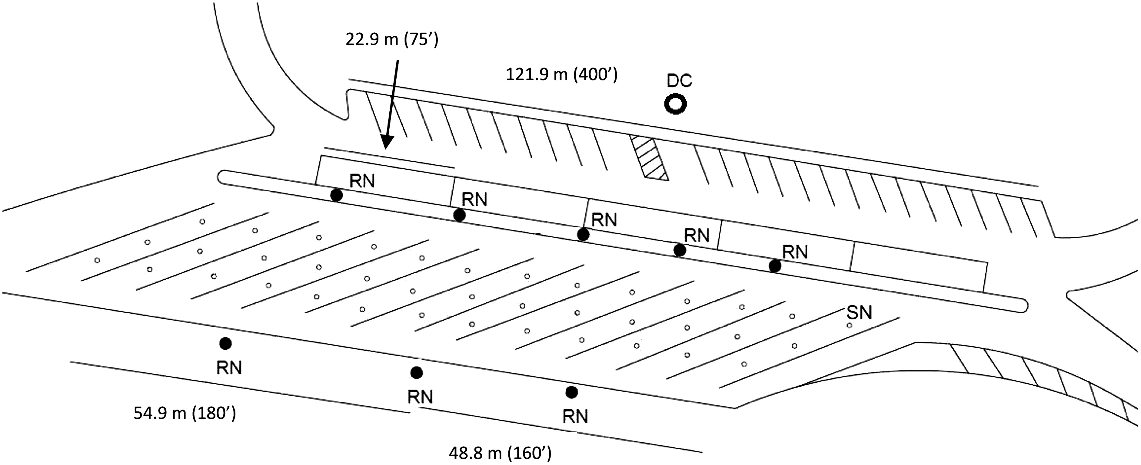 Smart Parking Management System For Commercial Vehicle At 2000 King Of The Road Wiring Diagram Public Rest Areas Journal Transportation Engineering Vol 141 No 5