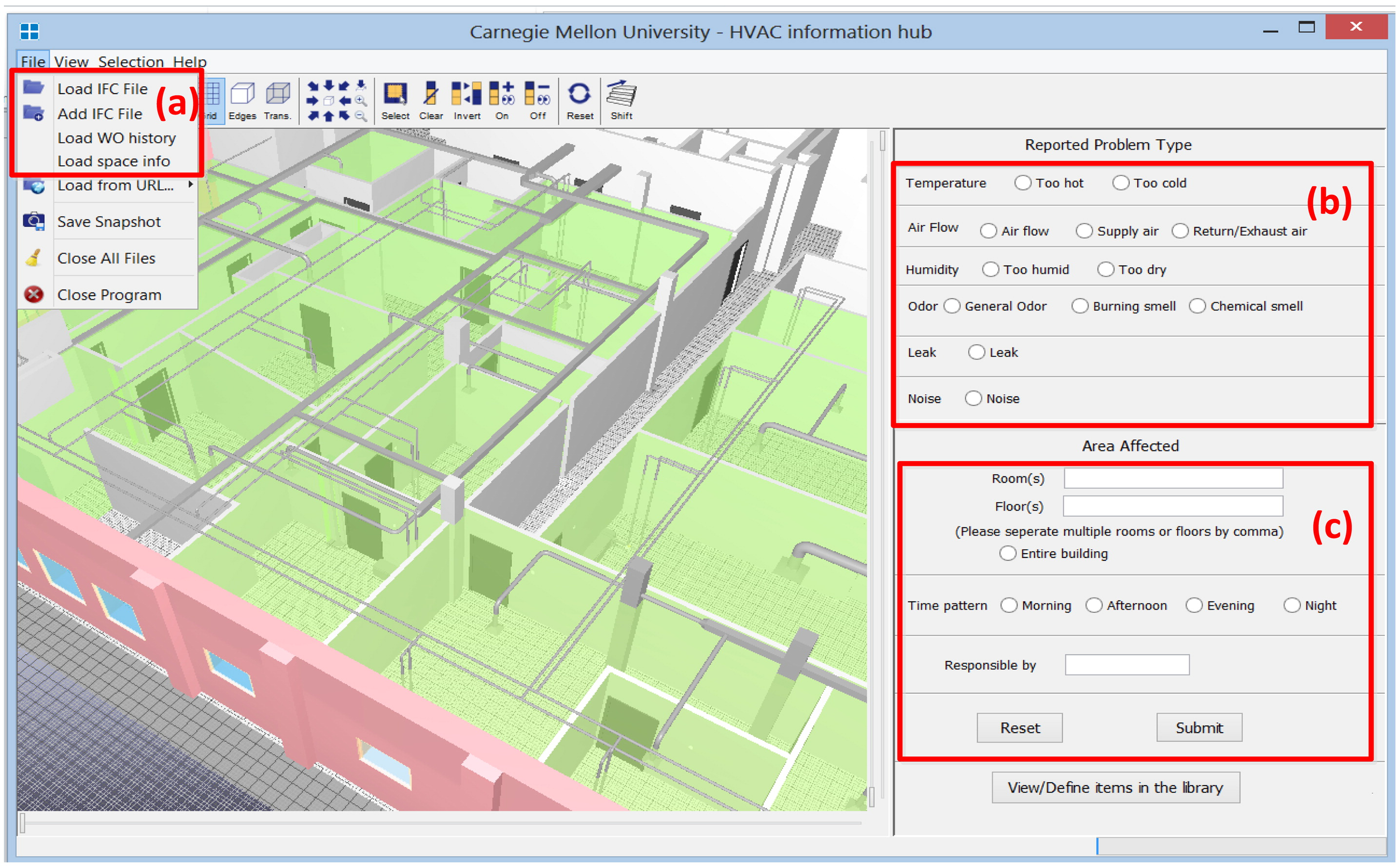 Leveraging BIM to Provide Automated Support for Efficient ...