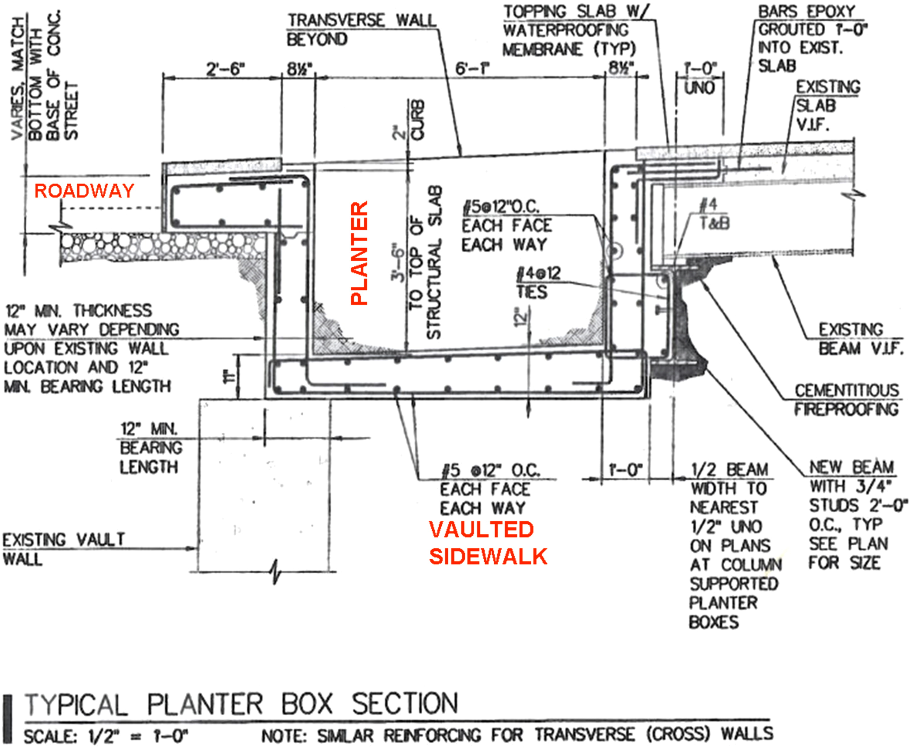 Chicago's Vaulted Sidewalks: History and Structural