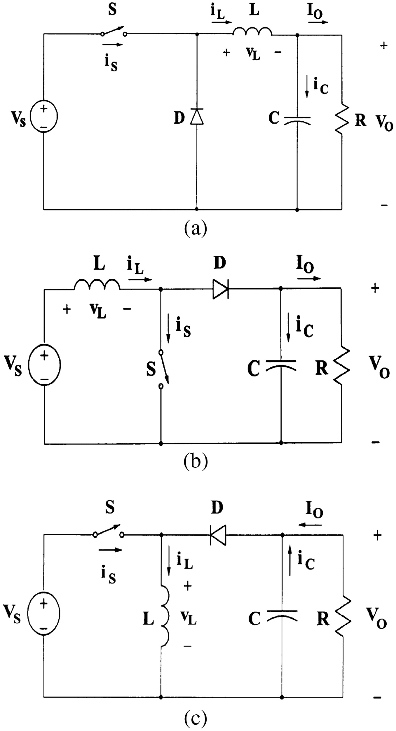 Simulated Study On Nonisolated Dc Converters For Mpp Tracking Fig 2 Boost Converter Circuit 3 Buck Photovoltaic Power Systems Journal Of Energy Engineering Vol 142 No 1