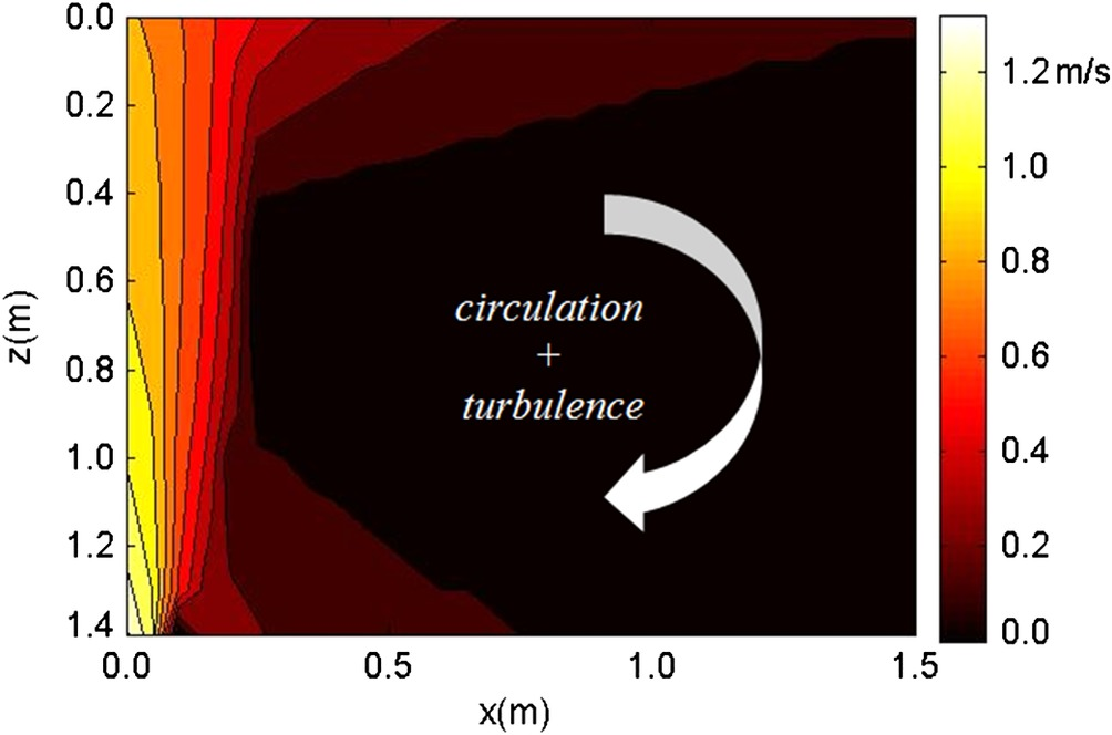 Effect of Artificial Circulation on the Removal Kinetics of
