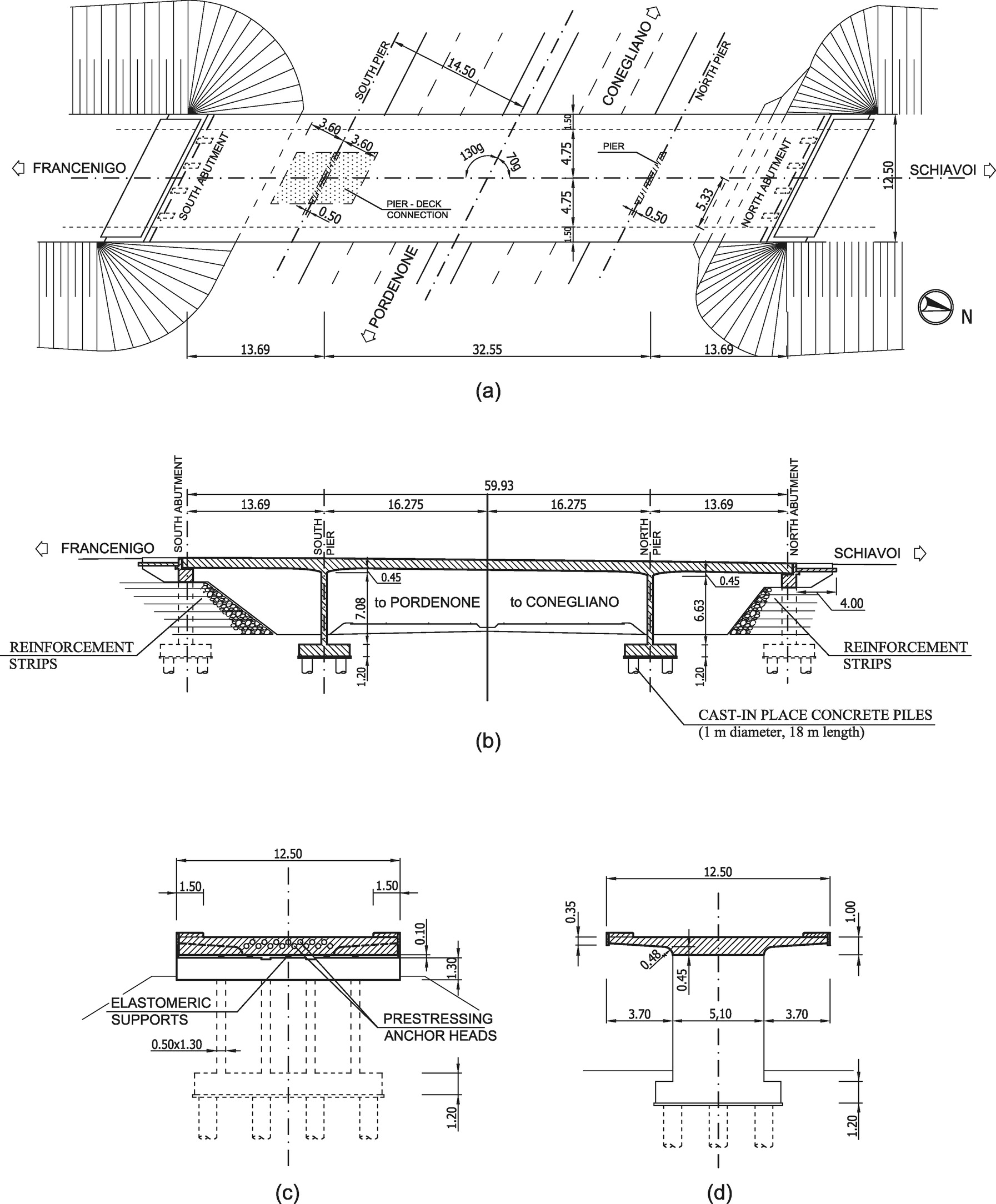 Dynamic Testing For Structural Identification Of A Bridge Journal Threemode Tone Generator Circuit Engineering Vol 13 No 6