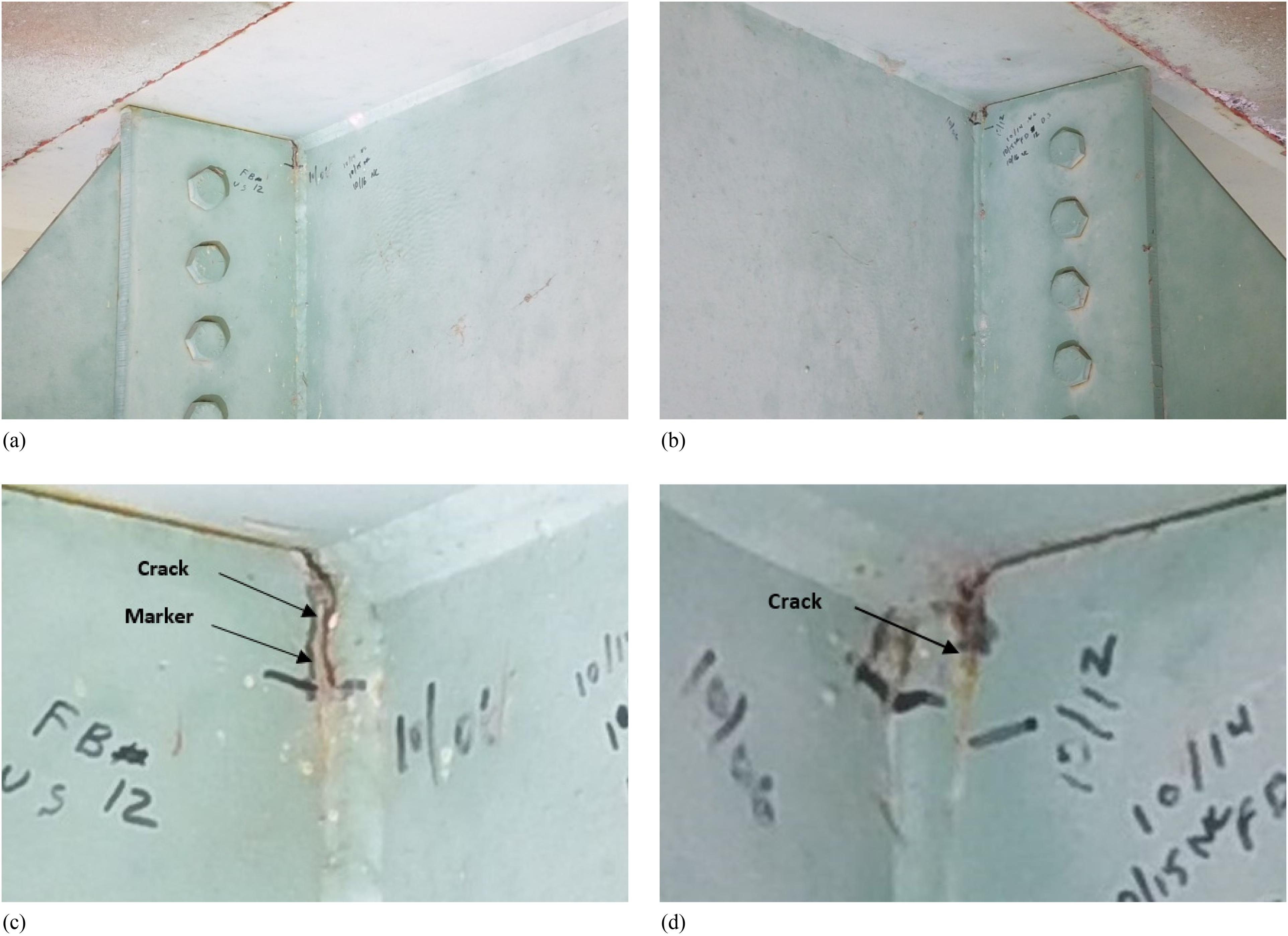 Fatigue Crack Detection Using Unmanned Aerial Systems in Fracture