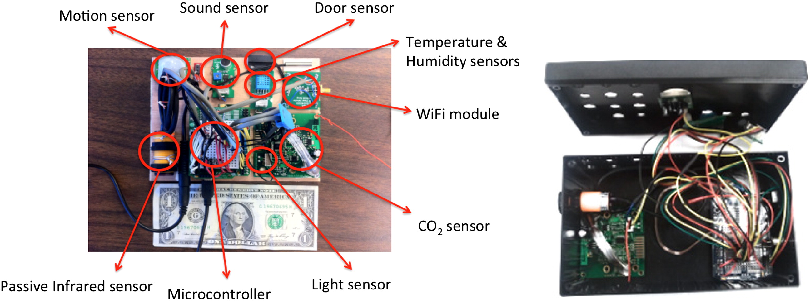 Human Building Interaction Framework For Personalized Thermal Controller Determine The Circuit Ambient Light Sensor Week 8 Comfort Driven Systems In Office Buildings Journal Of Computing Civil Engineering Vol
