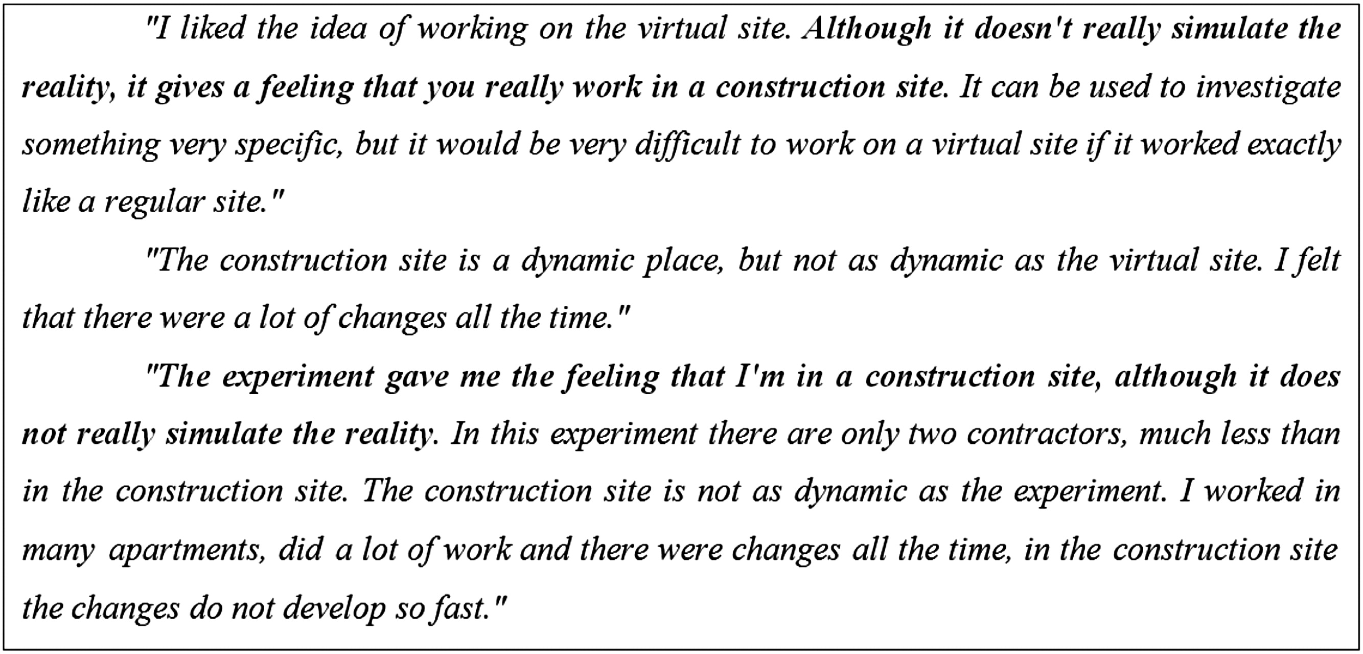 Hybrid discrete event simulation and virtual reality experimental hybrid discrete event simulation and virtual reality experimental setup for construction management research journal of computing in civil engineering ccuart Image collections