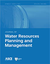 Journal of Water Resources Planning and Management | ASCE Library