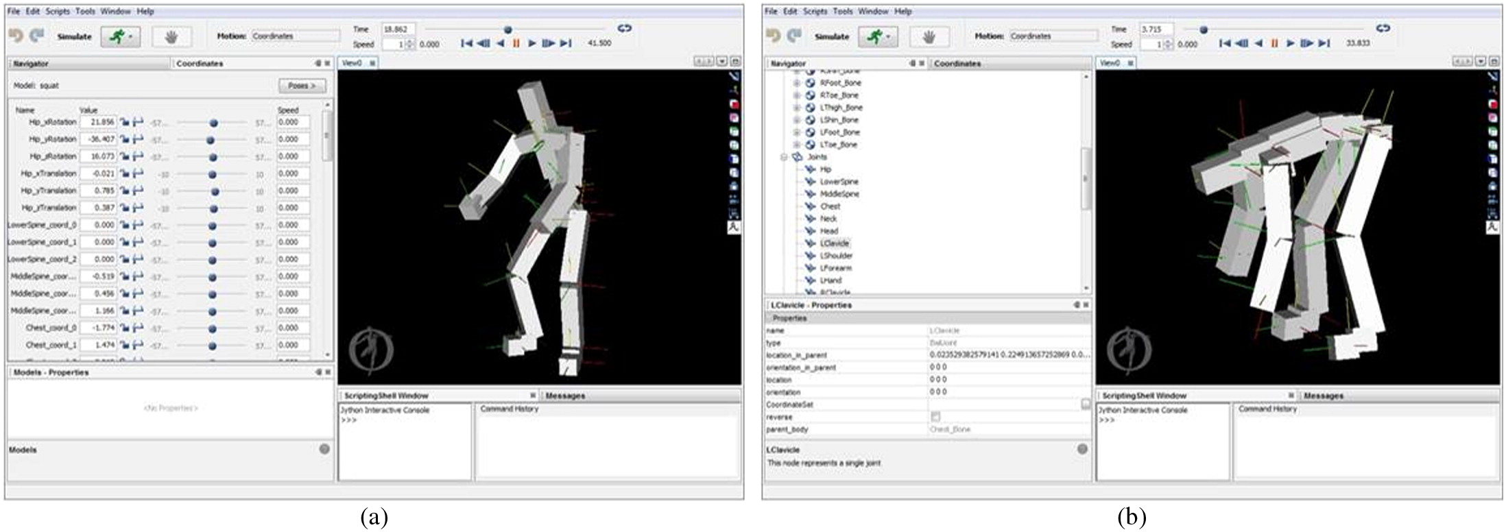 Motion Data-Driven Biomechanical Analysis during Construction Tasks