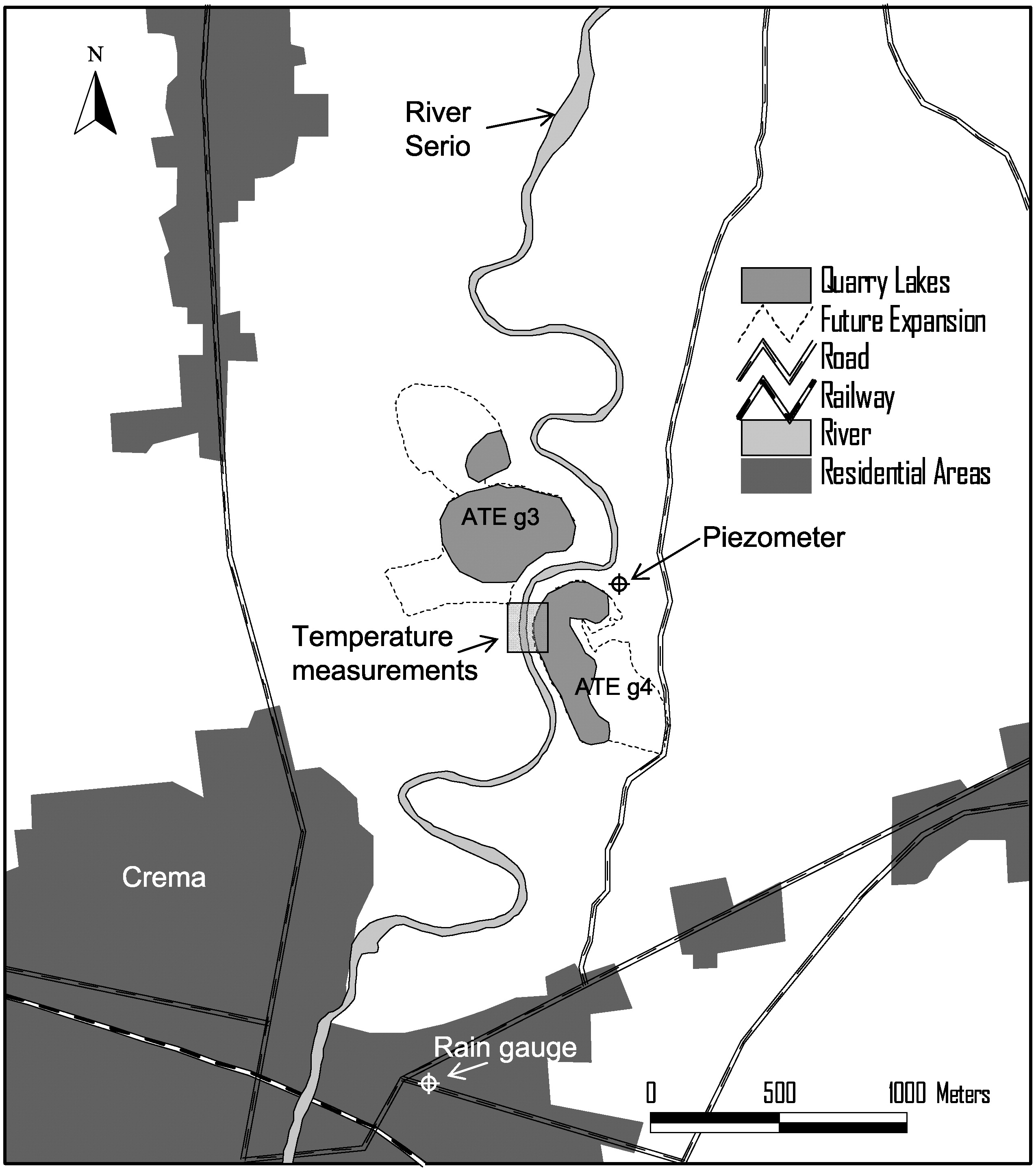 Evaluating the Potential of Quarry Lakes for Supplemental