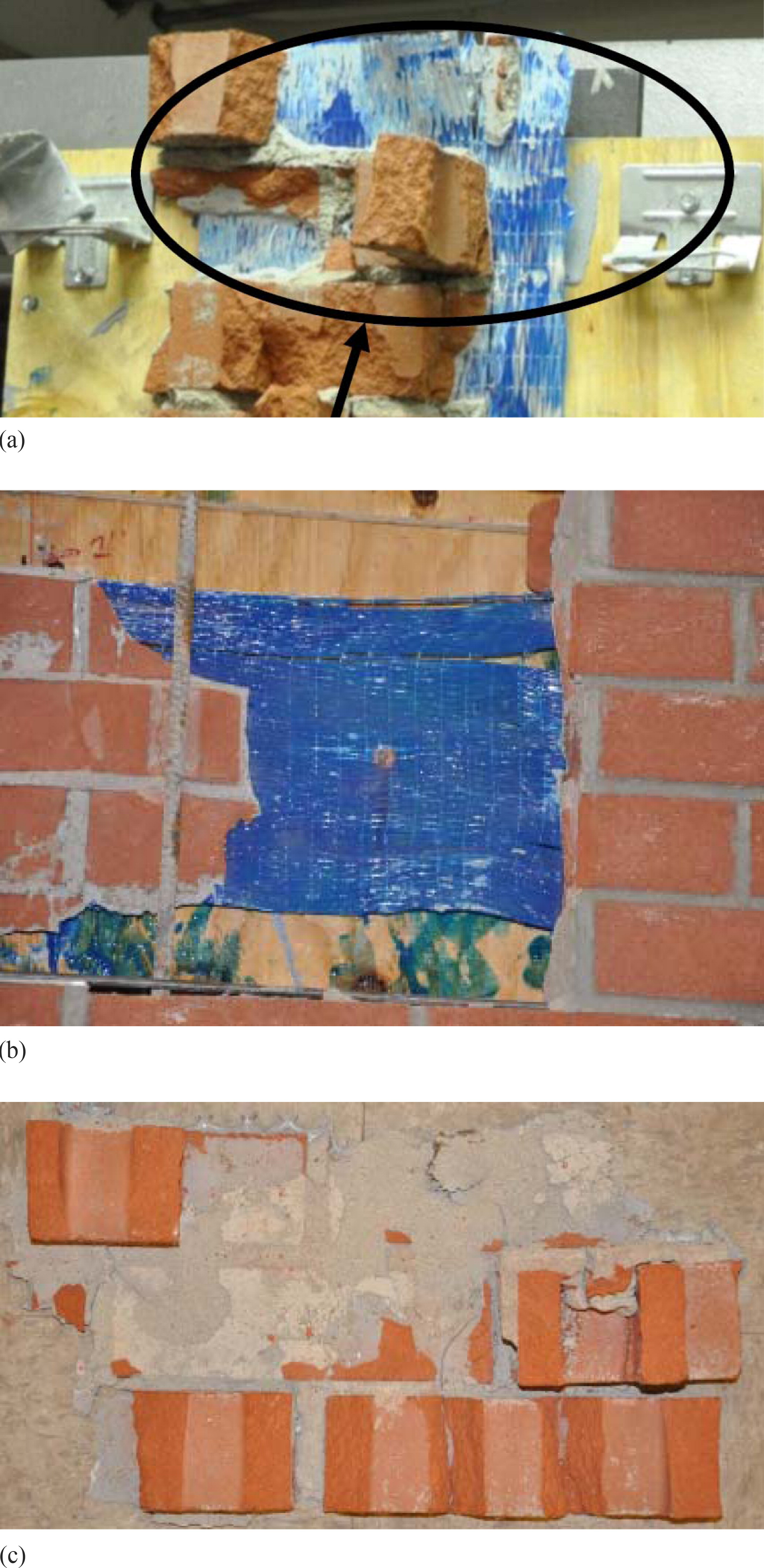 Experimental Flexural Behavior of a Panelized Reinforced Brick ...