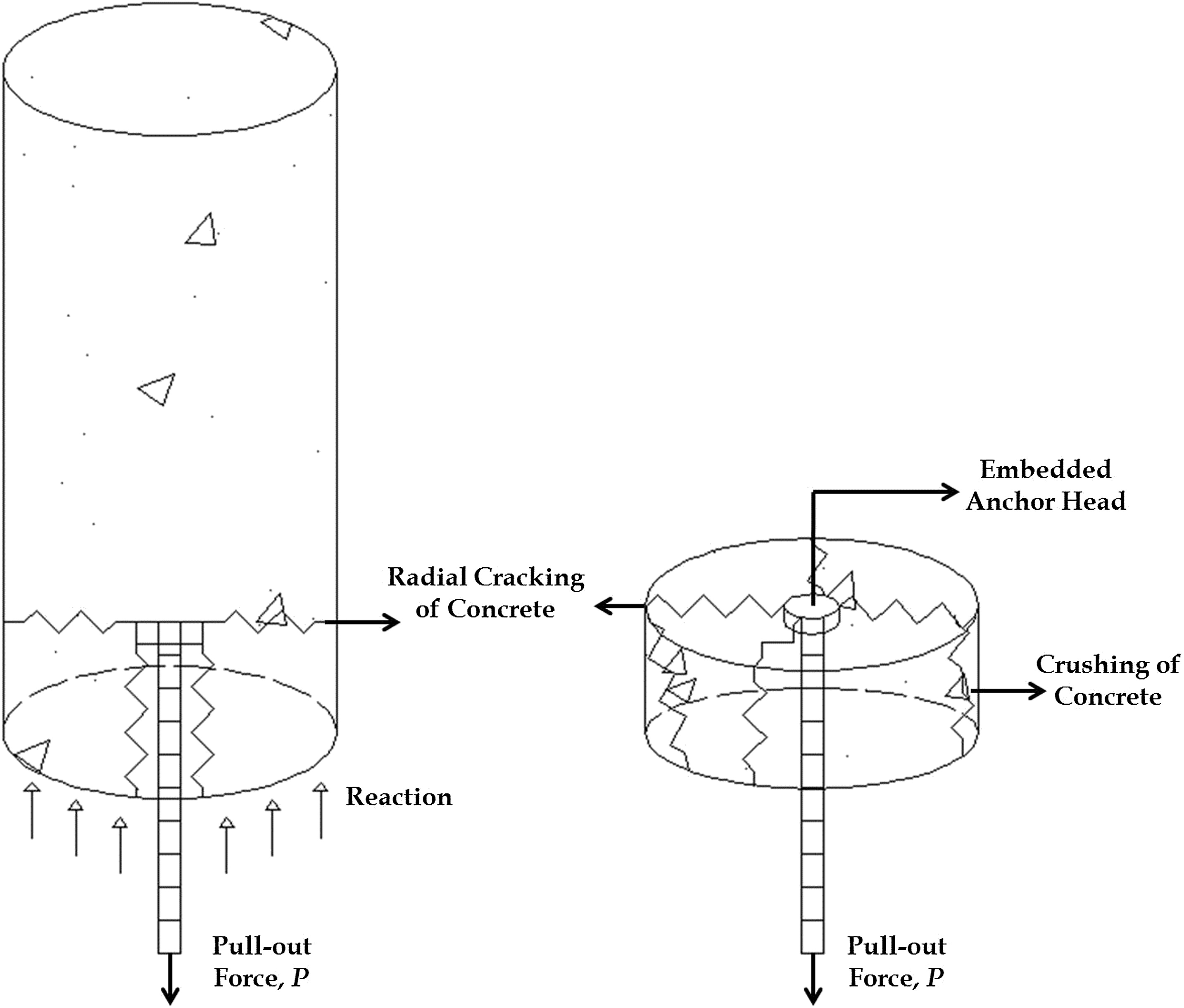 Nondestructive Testing Procedure to Evaluate the Load