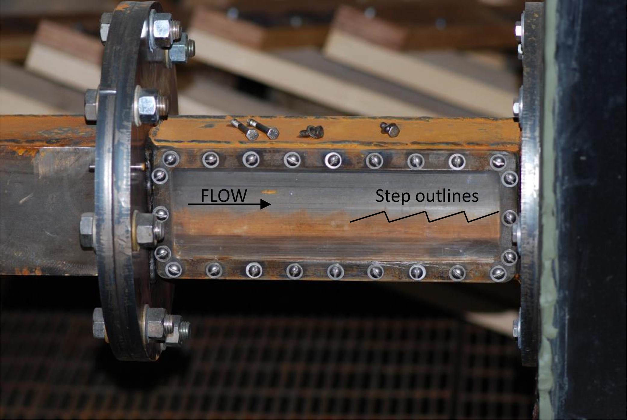 """Closure to """"Cavitation Potential of Flow on Stepped"""