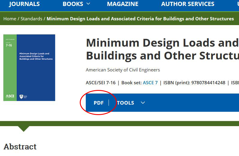 FAQ (Frequently Asked Questions) | ASCE Library
